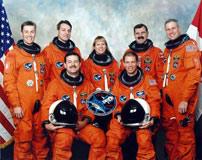 STS-90 Crew Photo