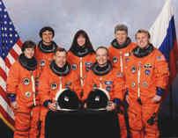 STS-91 Crew Photo
