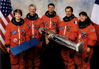 STS-93 Crew Photo