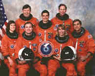 STS-94 Crew Photo