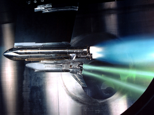 Shuttle Engine Out Test | NASA