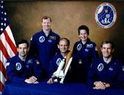STS-30 Crew Photo