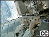 First spacewalk highlights