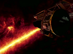 Spitzer Spacecraft