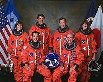 STS-99 Crew Photo