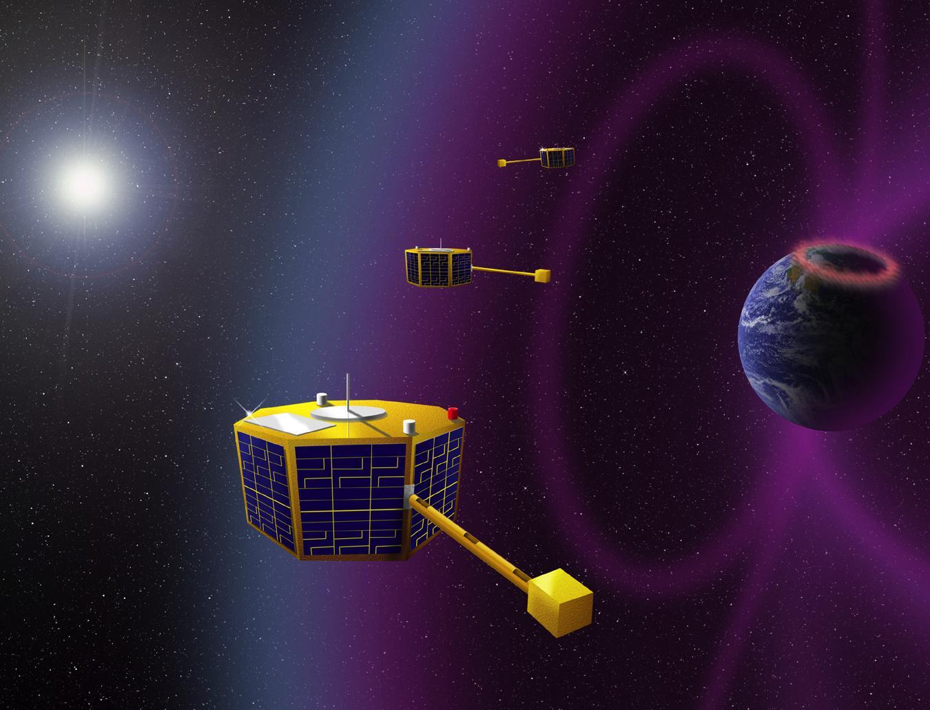 Nasa New Satellites Push Technological Boundaries