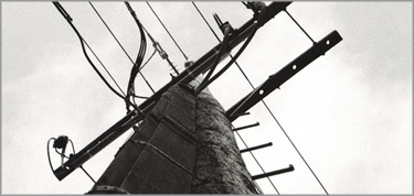 Image of a telegraph pole in San Francisco, Calif.