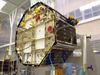 Image of the ST5 Spacecraft