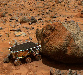 what makes the mars rover and explorer - photo #37
