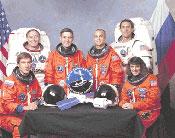 STS-88 Crew Photo