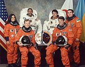 STS-87 Crew Photo