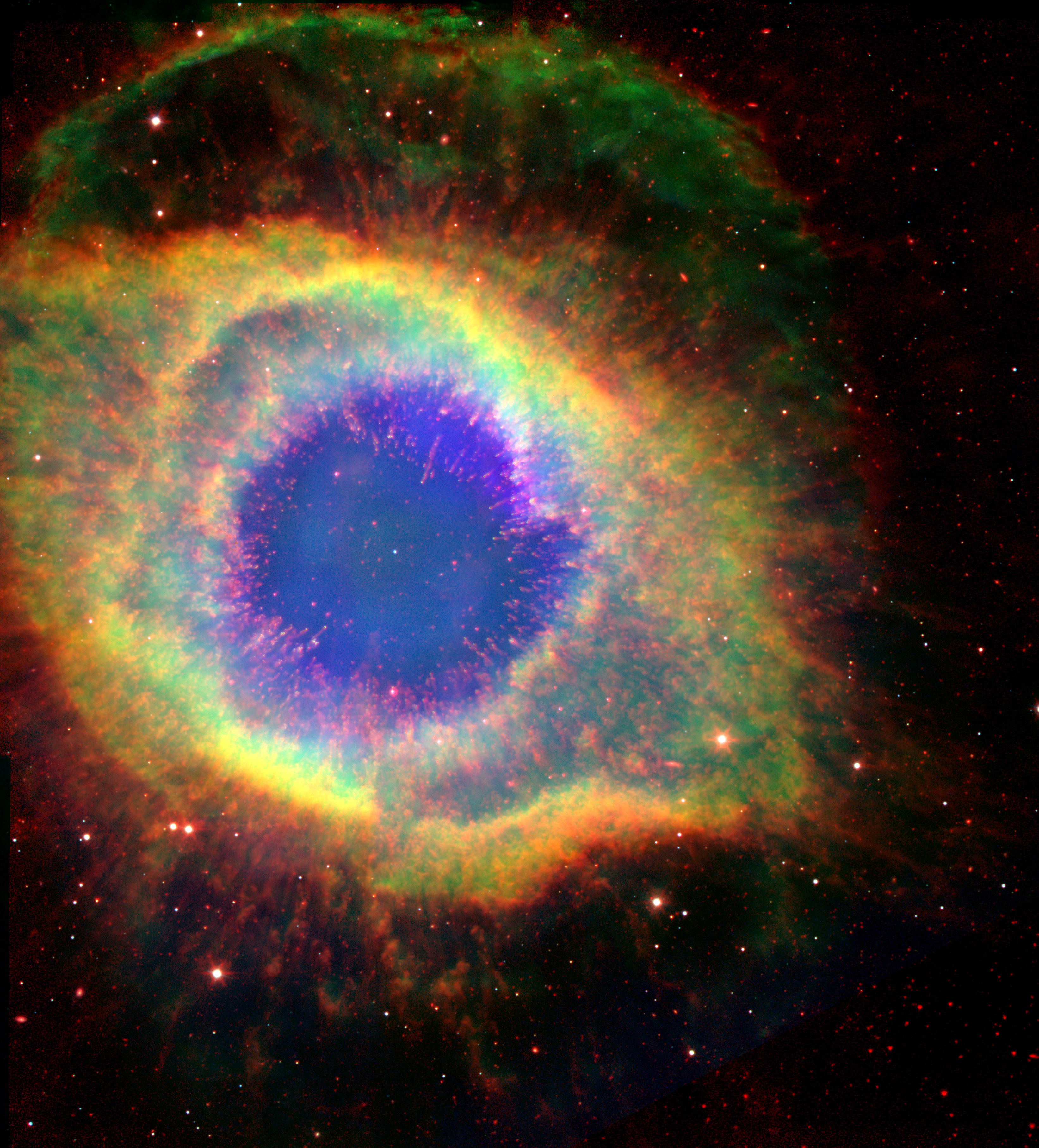 pictures of outer space in the white dwarf - photo #40