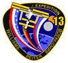 Expedition 13 patch