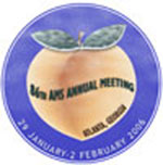Logo for the 2006 AMS meeting