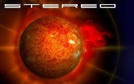 STEREO mission logo