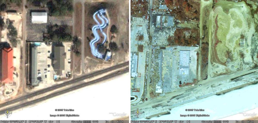 NASA - NASA Post-Hurricane Katrina Images Available On ...