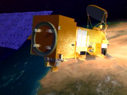 NASA's Fleet of Satellites-Aqua