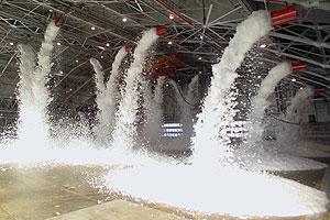 Nasa Bubble Bath Blizzard