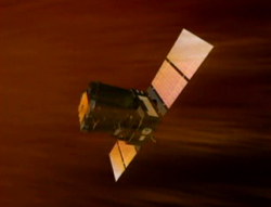 Solar Cycle SOHO Spacecraft