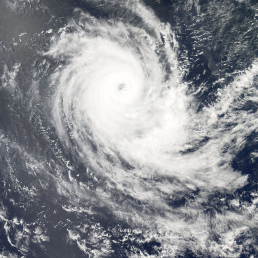Image of Tropical Cyclone Carina
