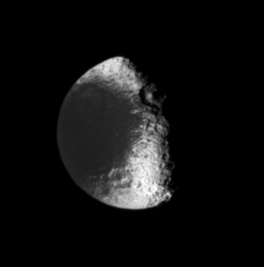 To the Relief of Iapetus