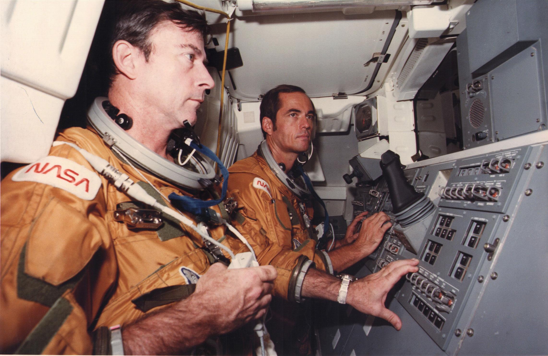 1st space shuttle flight - photo #33