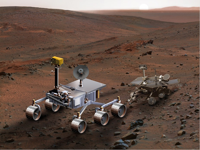 mars rover mission information - photo #22