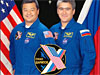 Photo of the Expedition 10 crew