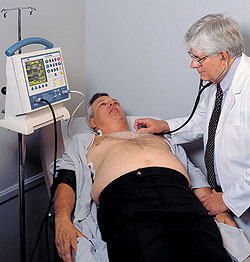 Heart monitoring system