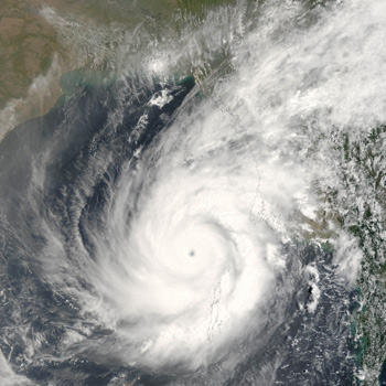 Image of Tropical Cyclone Mala