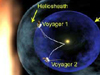 Voyager: Living on the Edge - of the Solar System