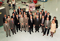 KSC-98PC-246 -- Partner nation representatives
