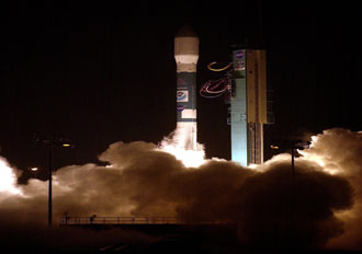NOAA-N Launch