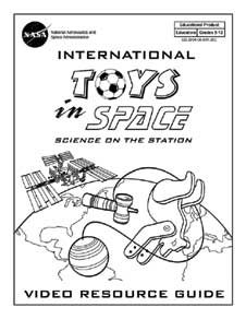 International Toys In Space Video Resource Guide Nasa