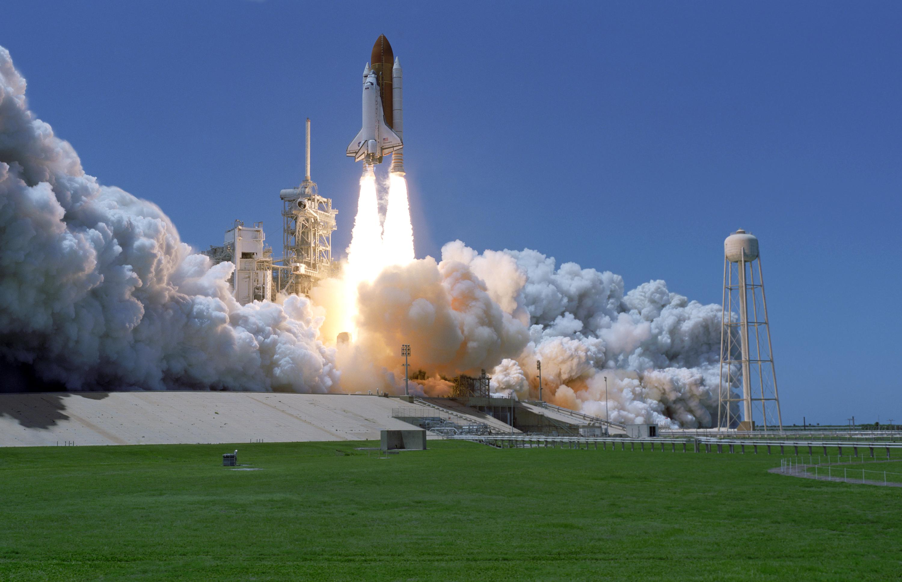 how many space shuttle missions were launched - photo #30