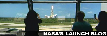 NASA's Launch Blog