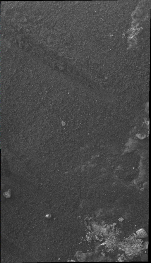 Robotic Geologist Demonstrates Remarkable Precision (Mosaic)