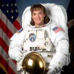 jsc2003e30910 -- STS-115 Mission Specialist Heidemarie Stefanyshyn-Piper