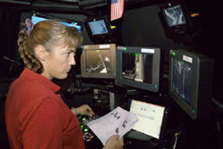 jsc2005e17974 -- STS-115 Mission Specialist Heidemarie Stefanyshyn-Piper