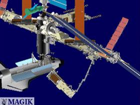 NASA - 15A Assembly Flight - Installation Video