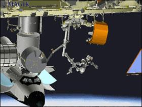 NASA - 1J/A Assembly Flight - Installation Videos