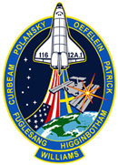 STS-116 insignia