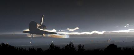 探索30年太空梭計畫謝幕‧美太空地位恐不保