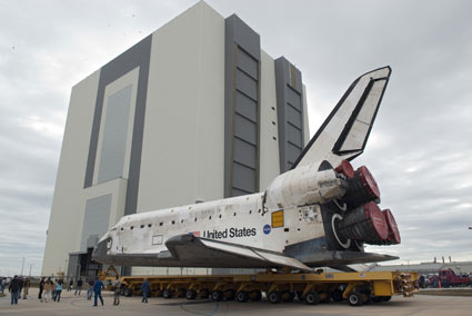STS130 returns