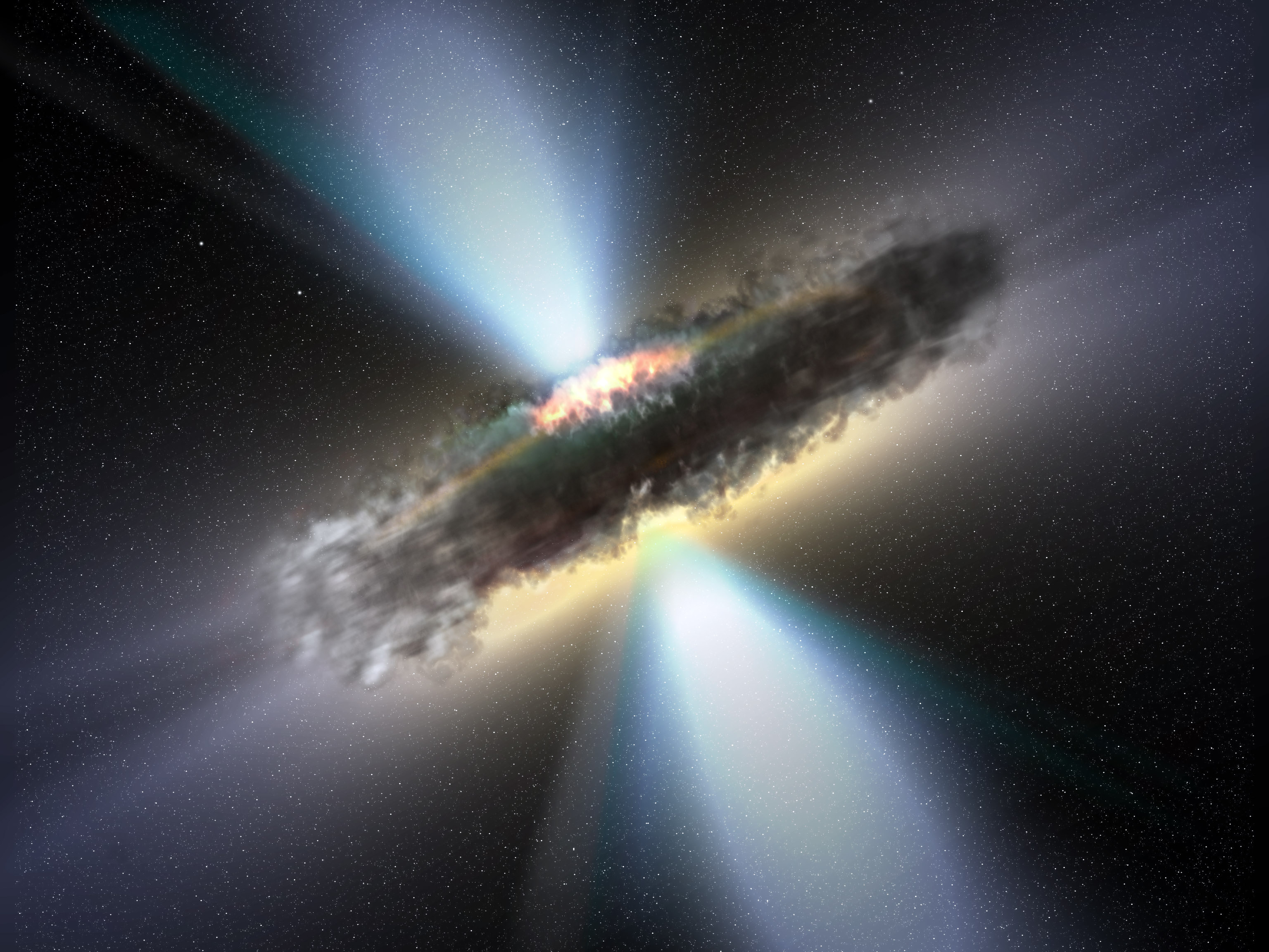 black holes in space - photo #33