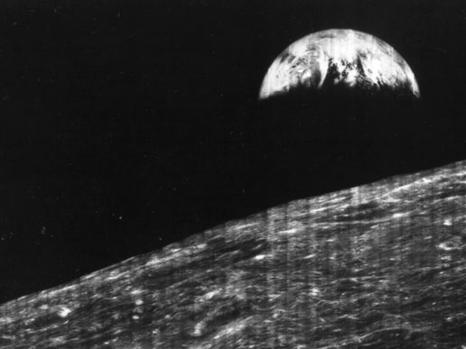 earth from the moon nasa-#36