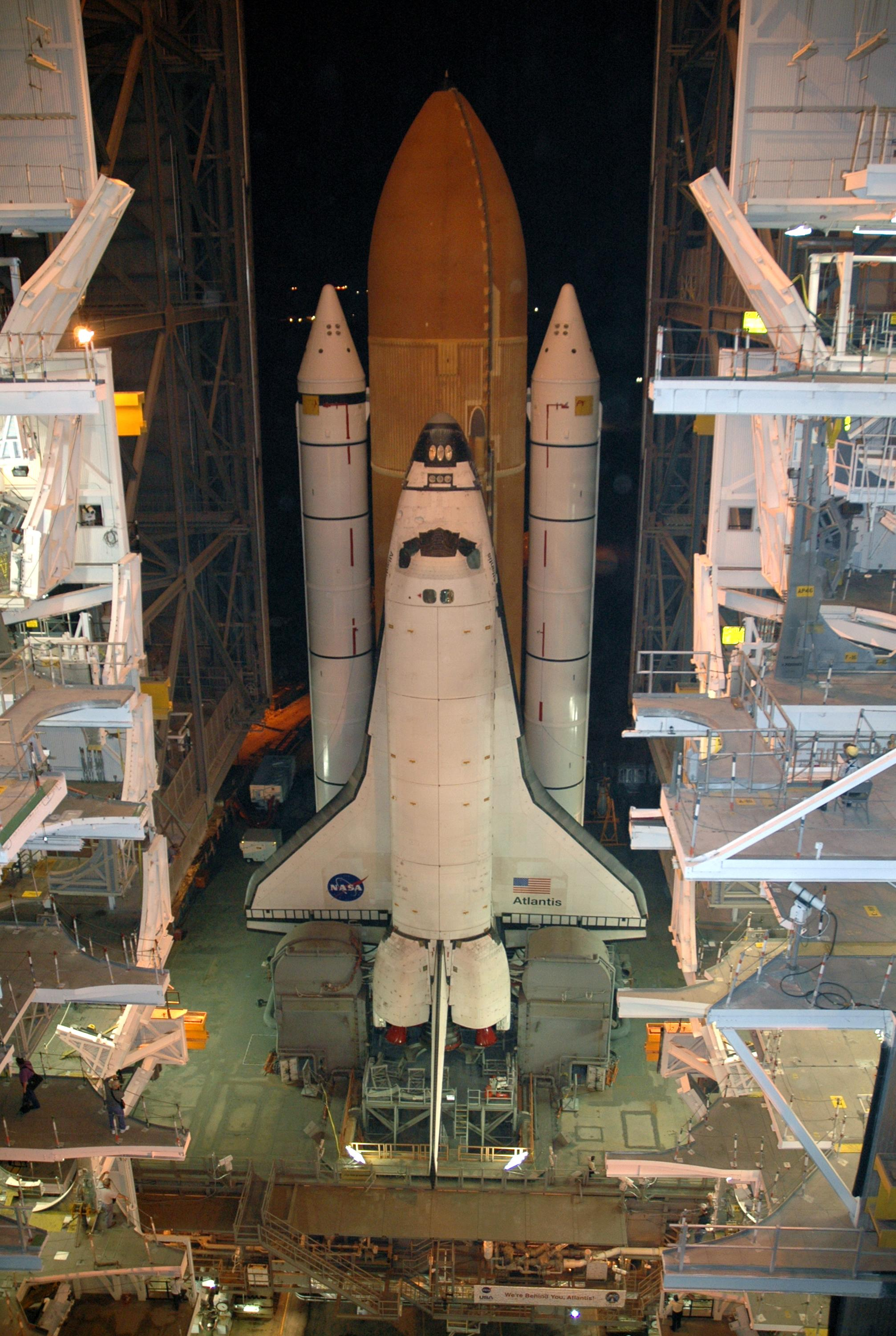 Space Shuttle sts #11