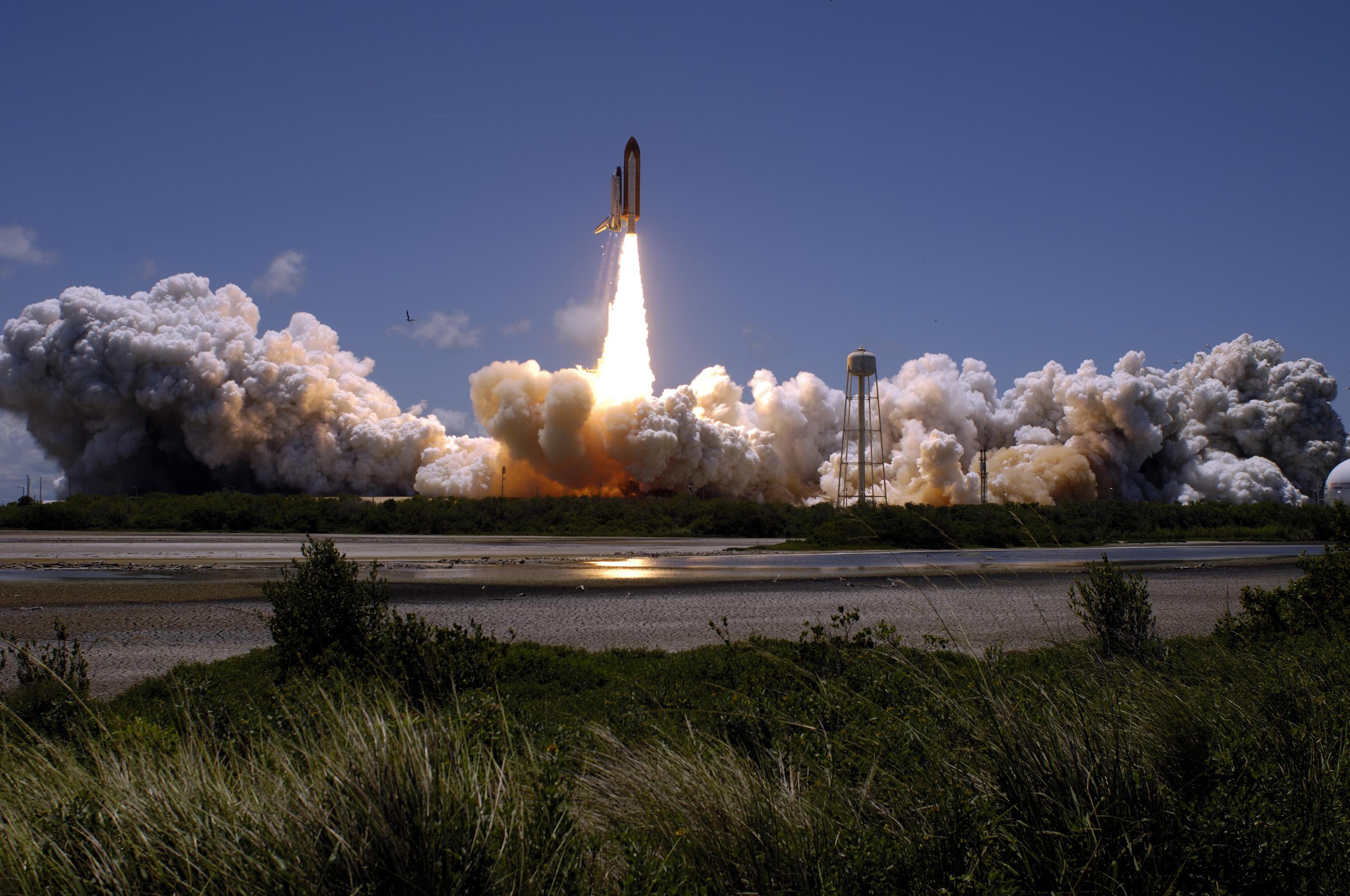 how many space shuttle missions were launched - photo #37
