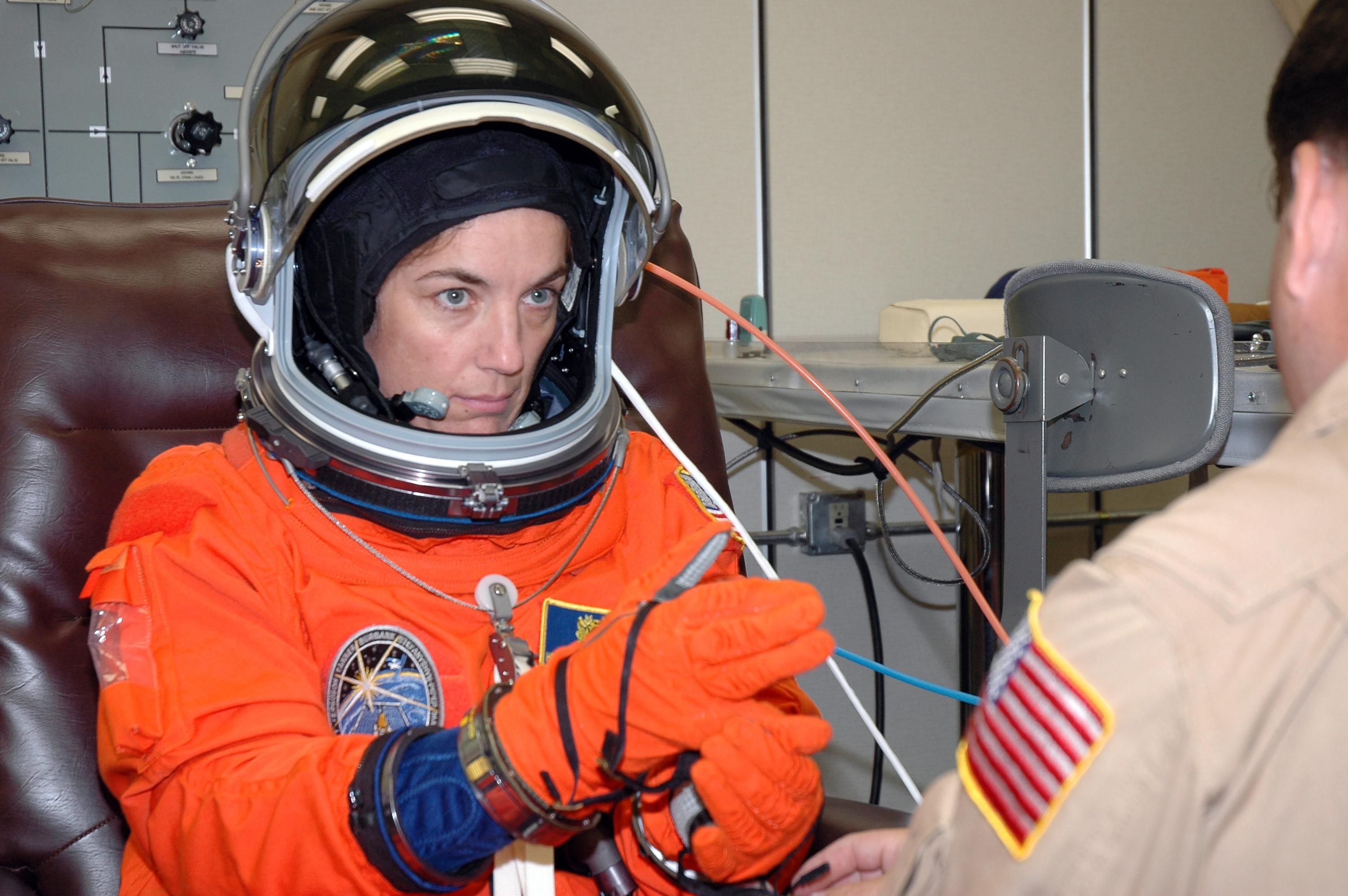 orange space suit training - photo #38
