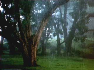 Still from movie which gives a brief look and explanation of what a monsoon is and how it works.